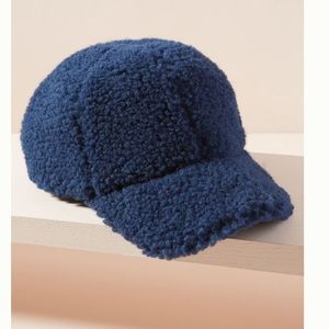 Anthropologie Shearling Hat